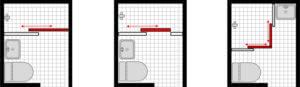 扁管型橫移門-設計圖