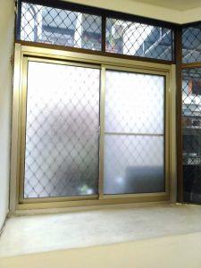 燕巢區鋁門窗_05新氣密窗完工
